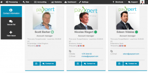 Payxpert Technical Support